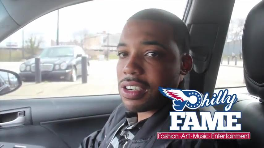 Q The Question Interview With Philly Fame | qthequestion @PhillyFameTV