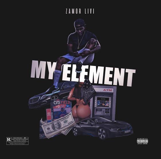 "Queens Artist Zamor Livi Releases Brand New EP "" My Element """