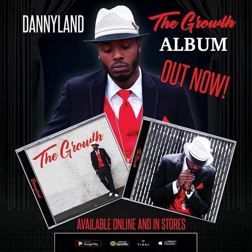 [Album] Dannyland – The Growth @dannyland815