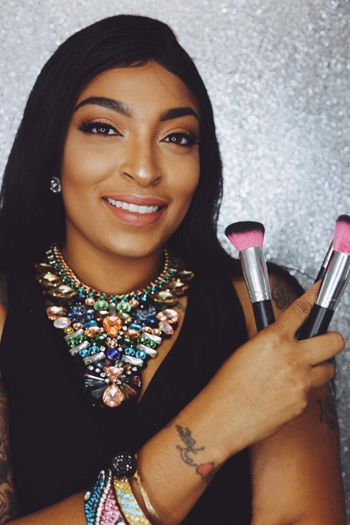 Professional Makeup Artist Beats by Drea delivers the best results