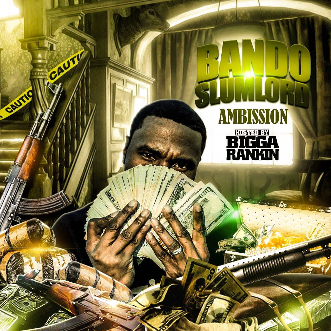 [Mixtape] Ambission – Bando Slumlord hosted by Bigga Rankin