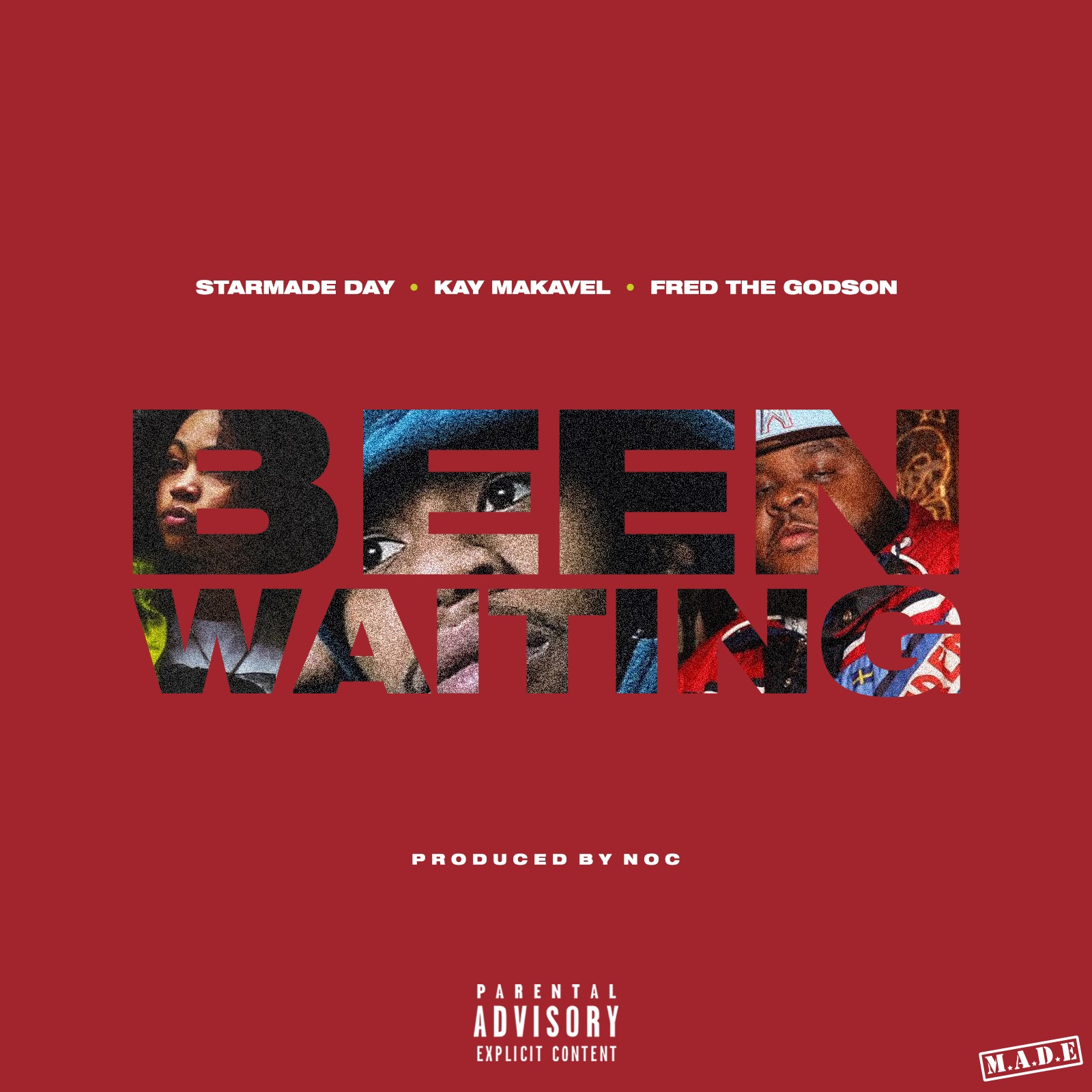 New Music: Starmade Day ft. Fred The Godson and Kay Makavel