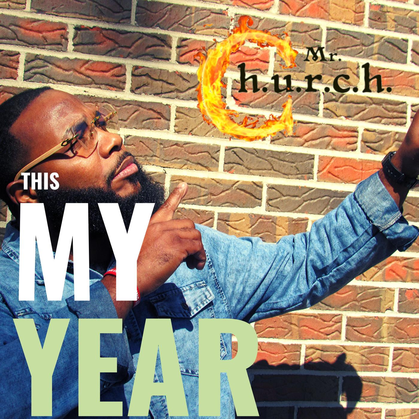 Hustle and Grynd's interview w/ artist Mr. Church