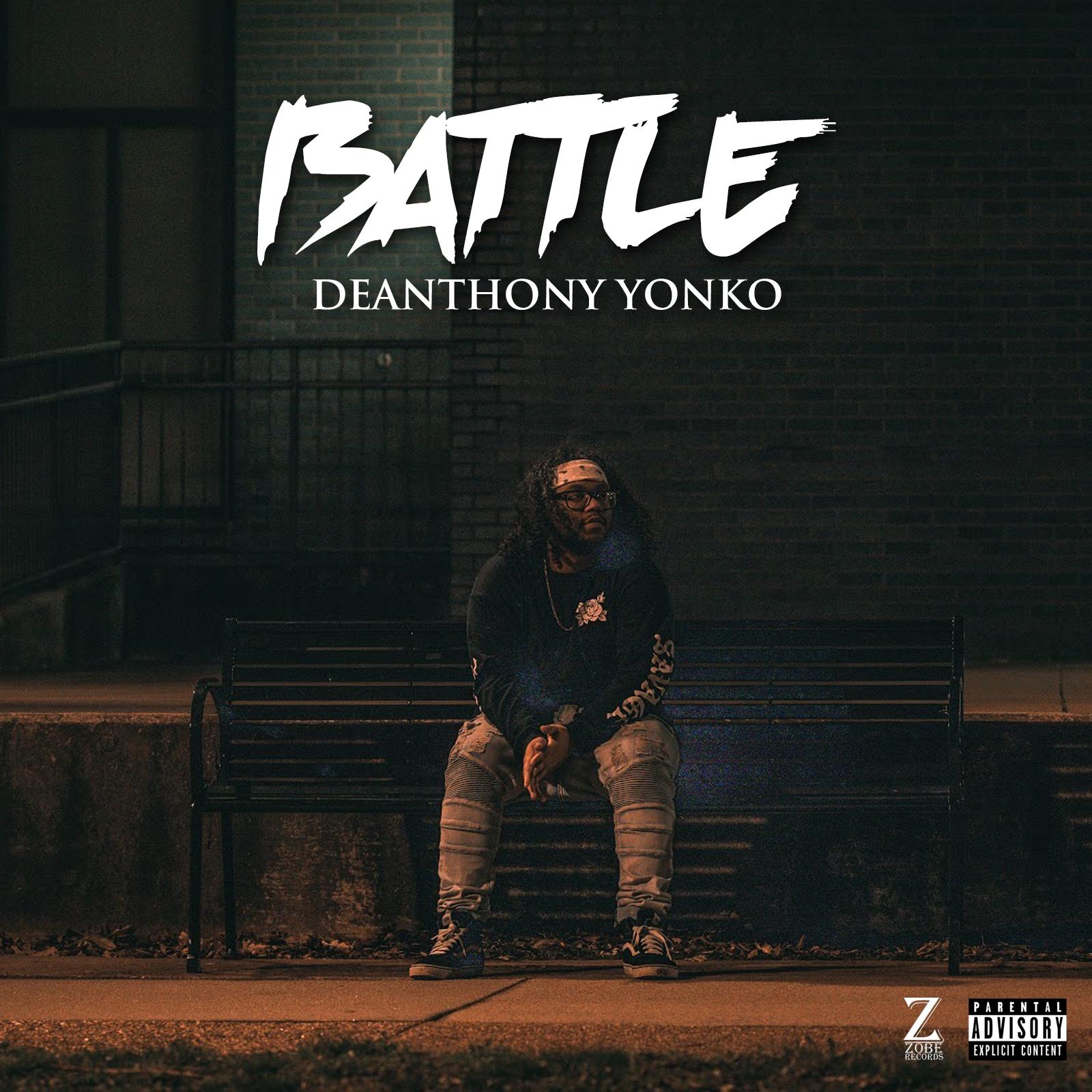 "DeAnthony Yonko Releases Debut Album ""Battle"""