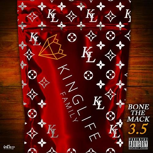 Bone The Mack – 3.5 The EP   @bONEtheMack