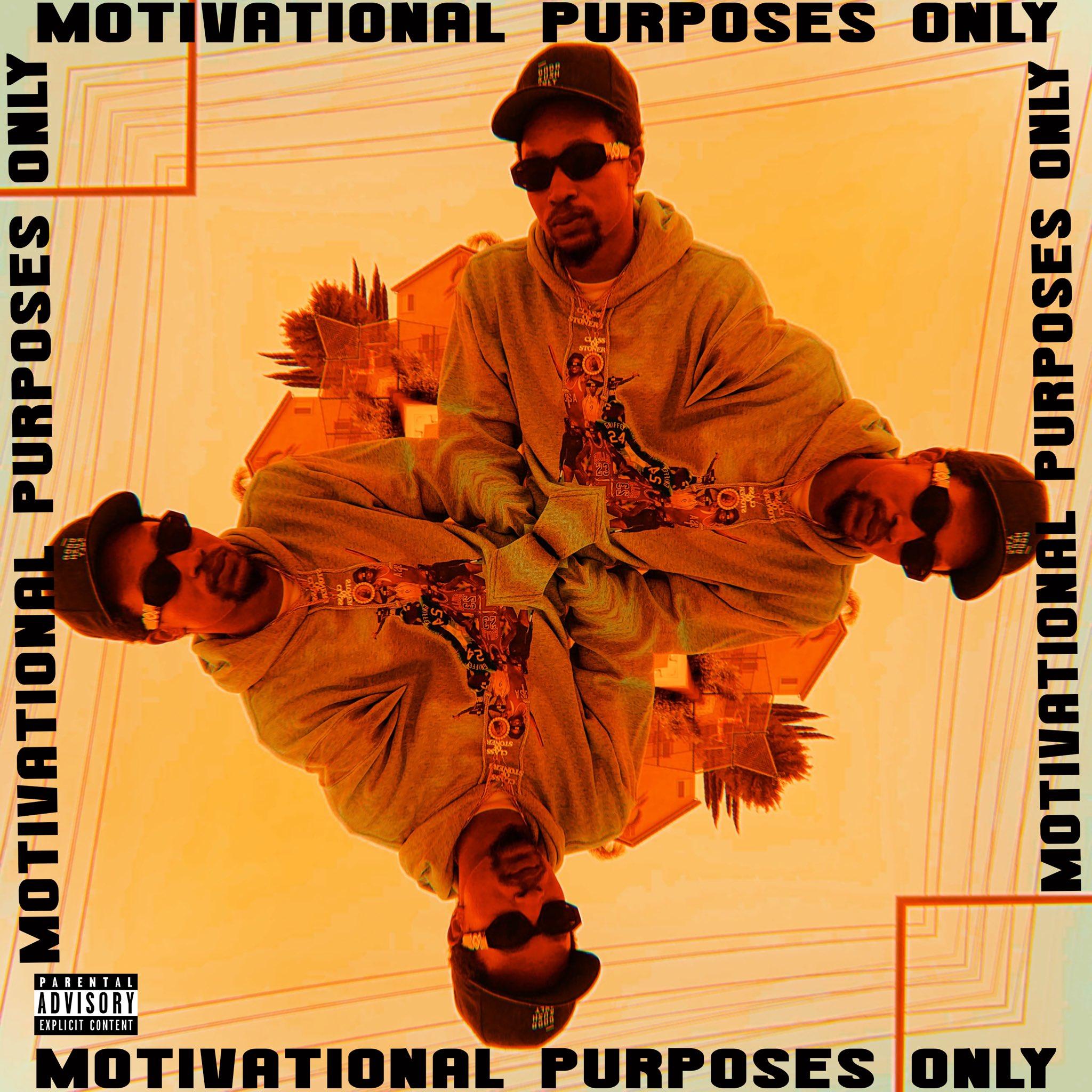 "[New EP] Kris J – ""Motivational Purposes Only""   @ImKrisJ @HalfTymeSlim @PlayasClubMG"