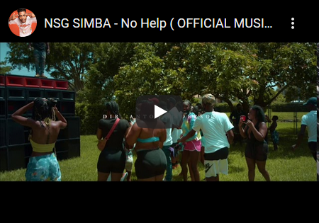 "Spotlight on Miami Artist NSG Simba and ""No Help"" Video"