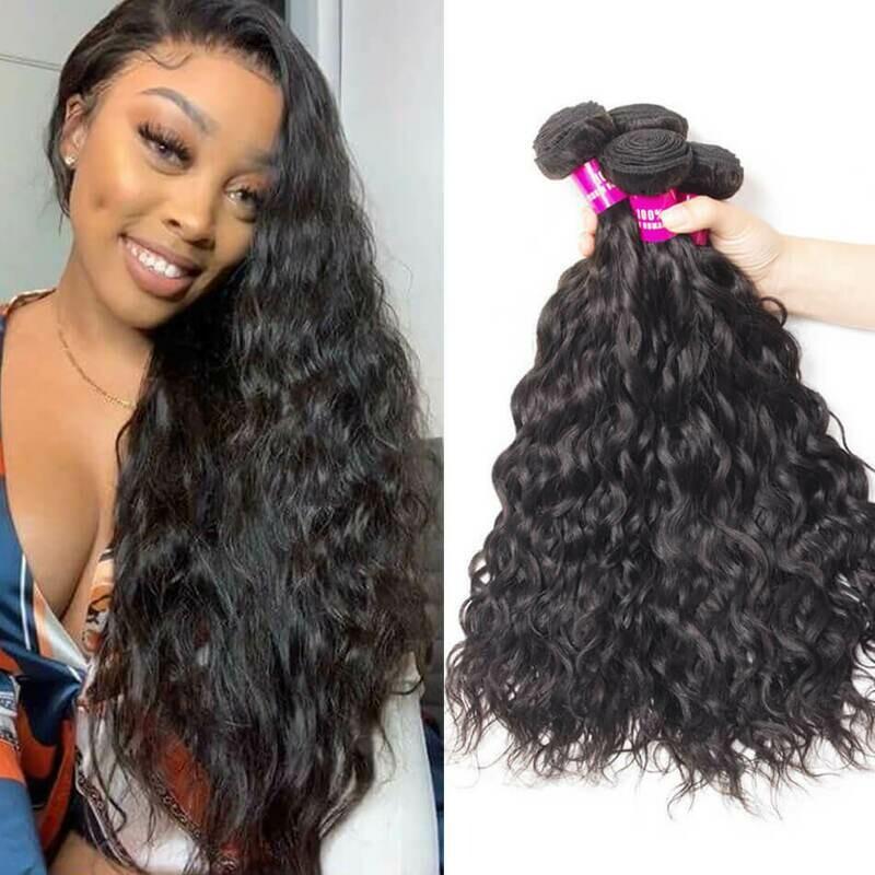 Introducing 'Lush  Bundlez' w/ the best quality 100% human hair!