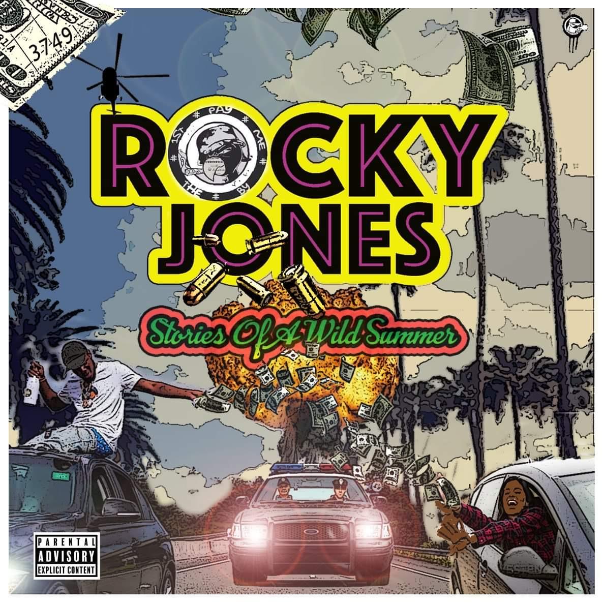 [EP] Rocky Jones 'Stories of a Wild Summer'   @rockyjones3749