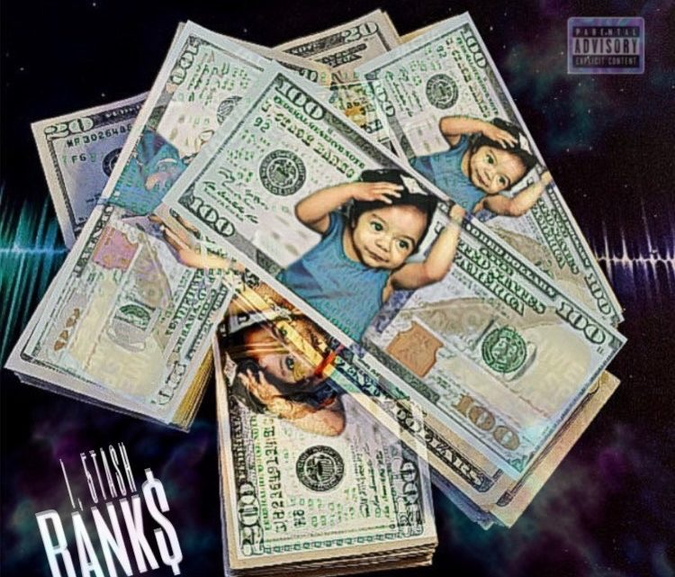"(@5tash_ ) Debut Album ""I, 5TASH BANK$"