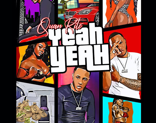 "Bronx Rapper, Quan Rite Releases New Video ""Yeah Yeah"" From Upcoming Project, ""Rite Now"""