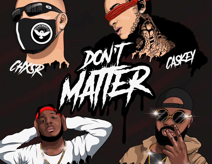 """CHXSR """"Don't Matter"""" Animated Video ft. Caskey, Rooftop Rep, BRANDM"""