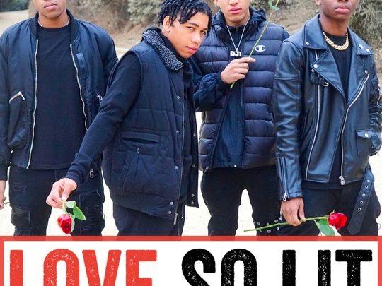 """Spotlight on Futrell """"Love So Lit""""   @officialfutrell"""