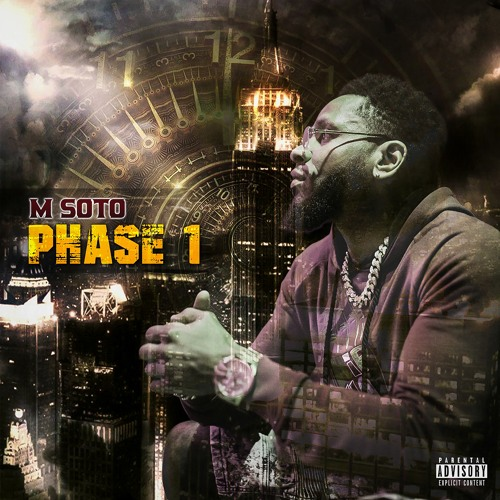 """M.Soto """"For Me"""" Single 