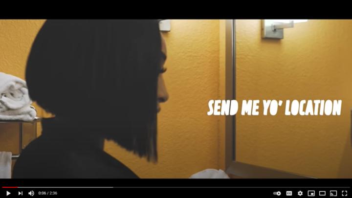 [Video] @BallGameLJ 'Send Yo Location'