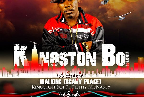 KingstonBoi – Walking (Scary Place)
