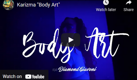 "Karizma ""Body Art"" Video 