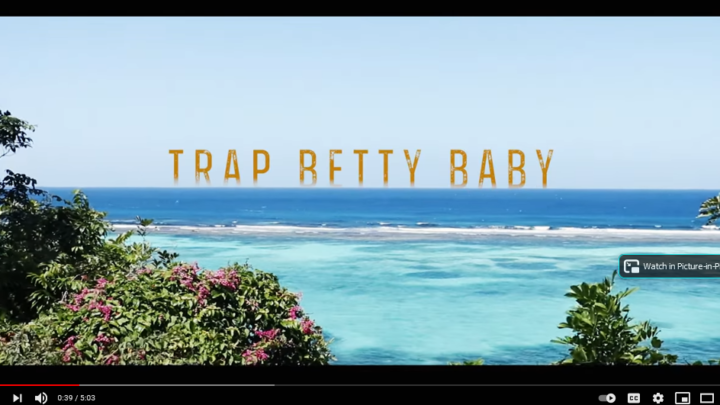 "King Jazzy ""Trap Betty Baby"" Single"