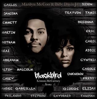 "Marilyn McCoo & Billy Davis Jr. ""Blackbird"" Beatles Cover (Video)"