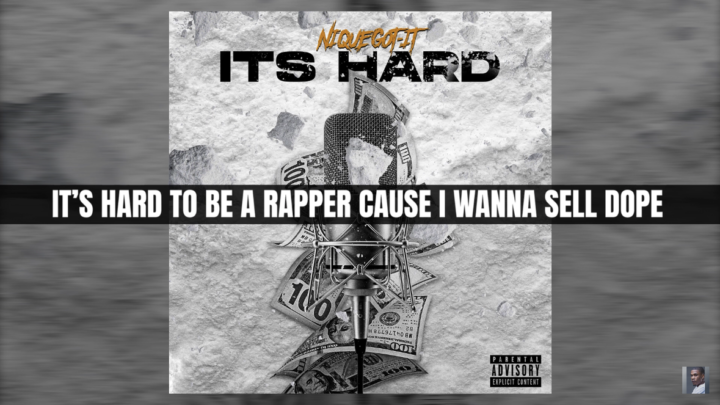 "Nique Got-It ""It's Hard"" Lyric Video 