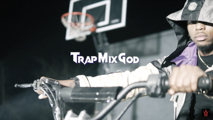 "Paid Pat ""TrapMixGod"" Video 