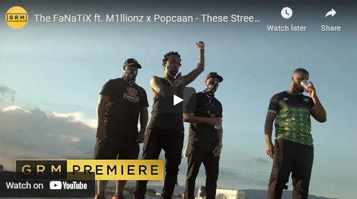 "The FaNaTiX ft. M1llionz x Popcaan ""These Streets (Don't Luv U)"" Video"