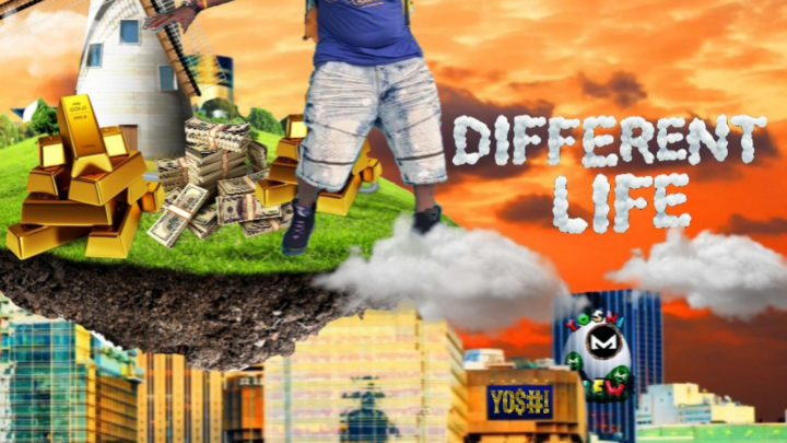 "Y0$#! (Yoshi) ""Different Life"" Single 
