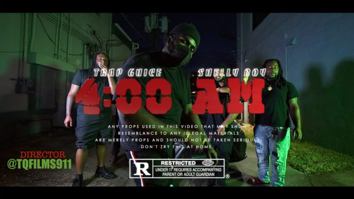 Trap Guice puts the streets on his back with new single 4:00 AM