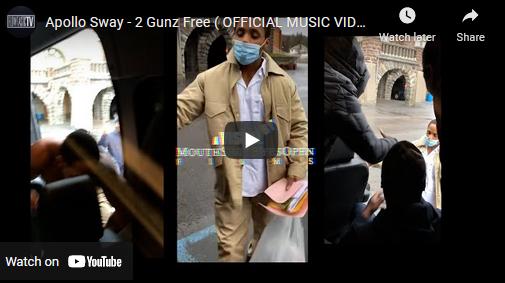 """Apollo Sway """"2 Gunz Free"""" VIDEO"""
