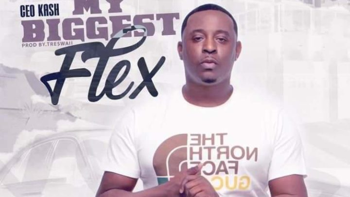 "CEO KASH ""My Biggest Flex"" Single | @CEOKASHOfficial"