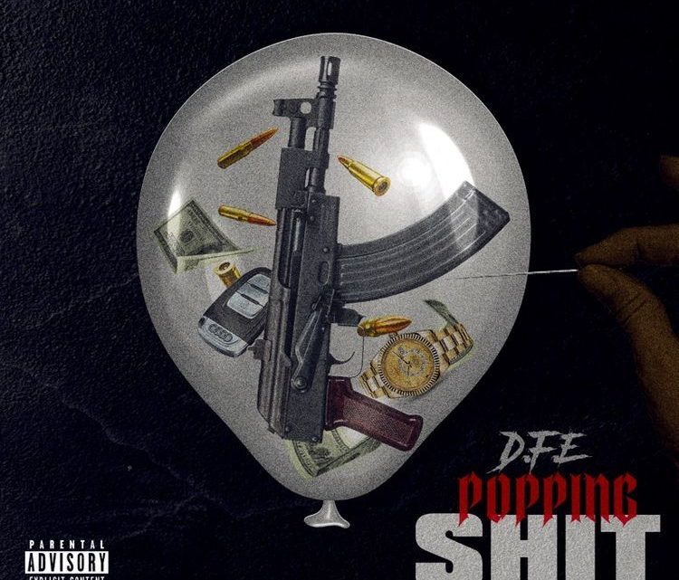 "Mack Ben Widdit ""Popping Shit"" Single | @MackBenWiddit ft HBK JohnDoe"