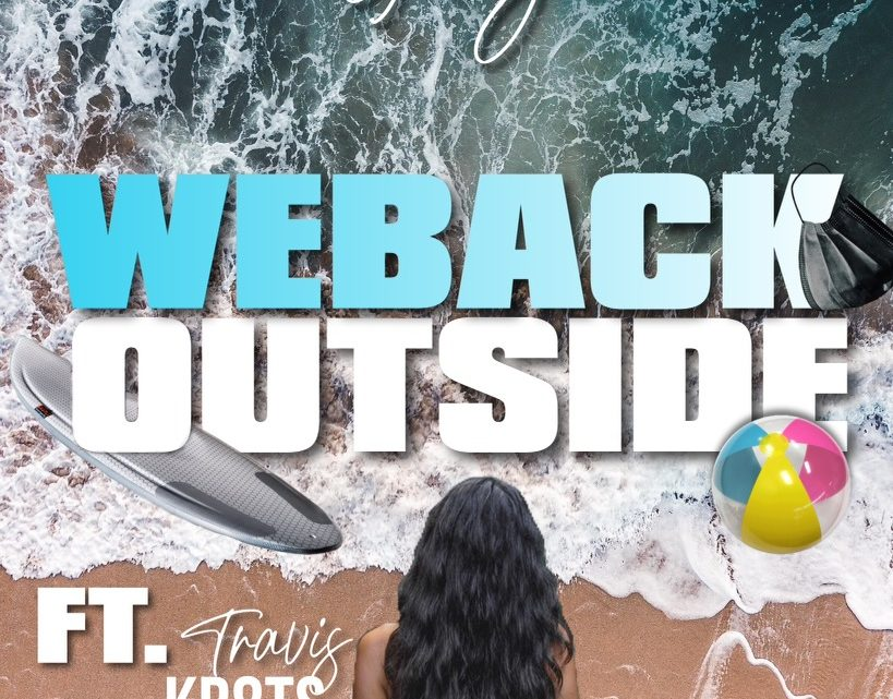Gafa Gamy releases his latest single 'We Back Outside' ft Travis Kr8ts