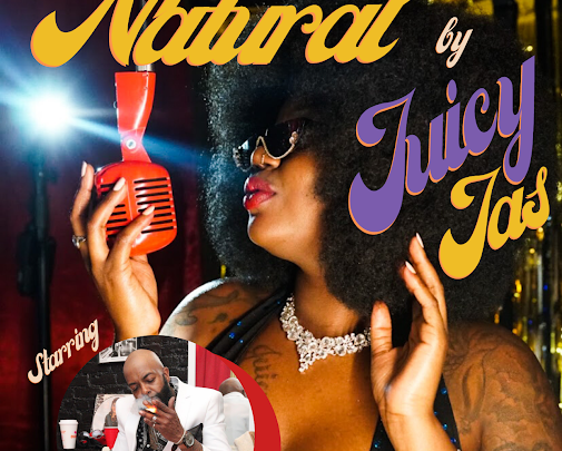 """Juicy Jas Releases, """"Supernatural"""" feat. ZNuff Starr"""