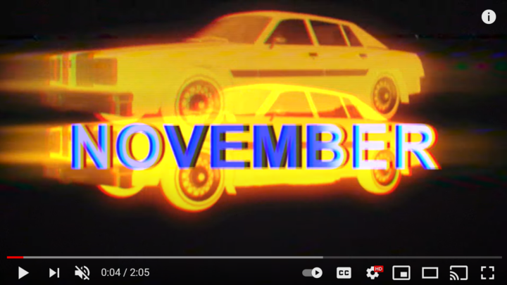 [Video] Balo 'November'   @playbalo